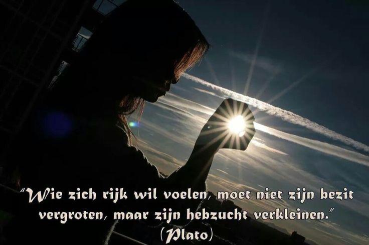 Spreuk van Plato
