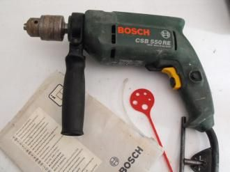 bosch csb 550 re have for a long time gear household toys pinterest. Black Bedroom Furniture Sets. Home Design Ideas