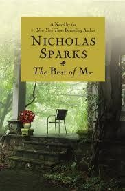 The Best of Me by Nicholas Sparks, BookLikes.com #booksWorth Reading, Nicholas Sparks, Book Worth, Sparkly Book, Favorite Book,  Dust Covers, Nicholas Sparkly, Book Jackets, High Schools