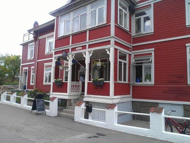 Strandflickornas Havshotell