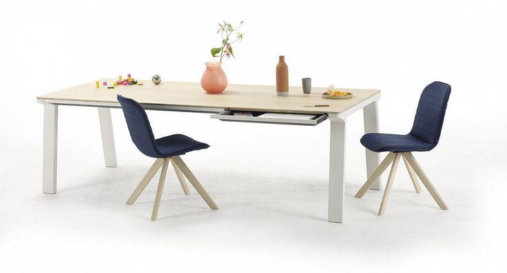 Meja Serbaguna Minimalis Dengan Laci Tersembunyi   RUMAH INSPIRATIF
