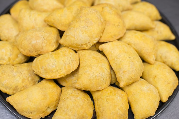 Jamaican beef cocktail patties                                                                                                                                                      More