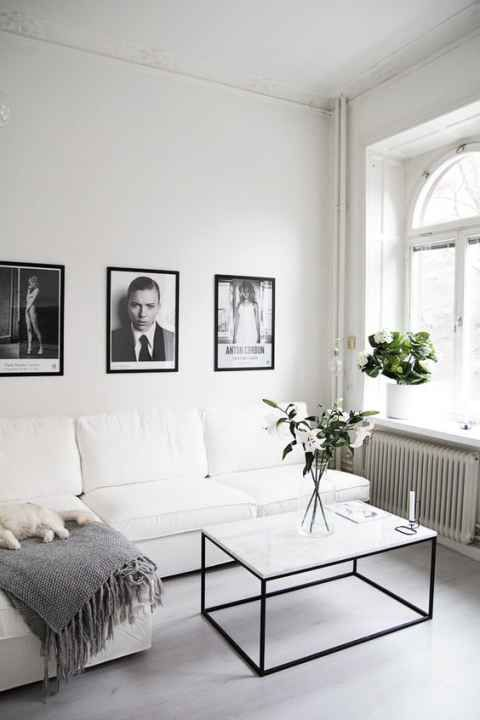 Sample Living Room Designs: 22 Examples Of Minimal Interior Design #35
