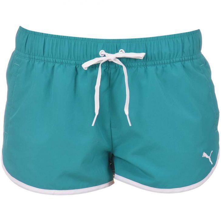 Short Puma Wns - Verde-azulado | Kanui