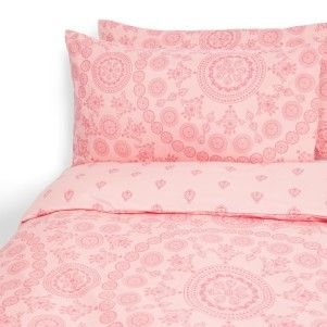 Arya Damask Duvet Set | Woolworths.co.za