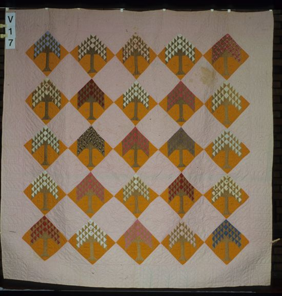 420 Best Tree Of Life Or Pine Tree Quilts Images On