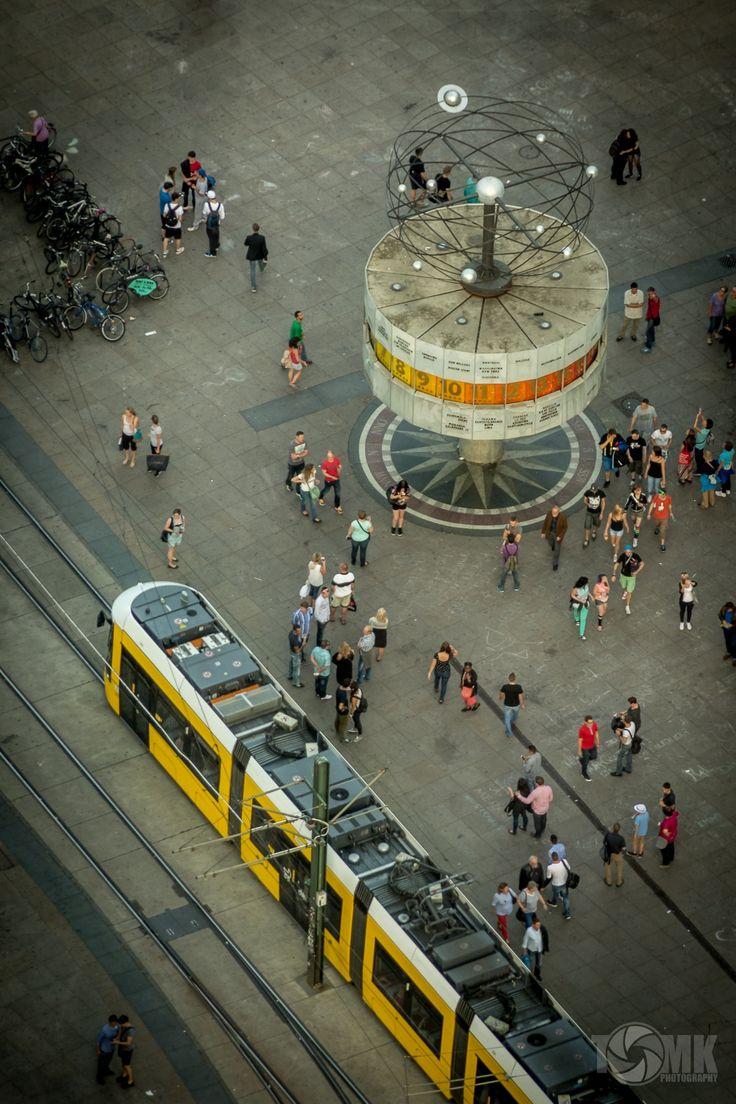ღღ Berlin, Alexanderplatz Germany  ~~~ Berlin Topdown by Tom Kpunkt