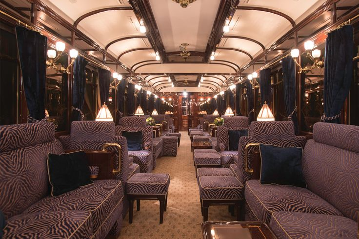 If you're looking for a luxury break unlike anything else, look no further than the prestigious Venice Simplon Orient Express...