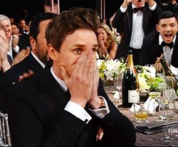 Pin for Later: The SAG Awards Are Proof You Should Be on the Eddie Redmayne Train