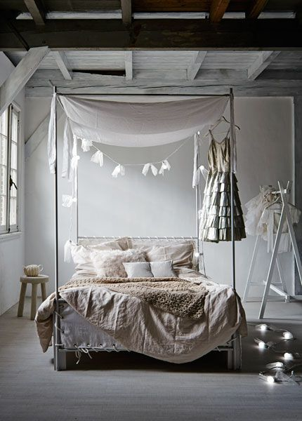 Whimsical bed