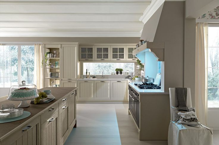27 best VINTAGE images on Pinterest | European kitchen cabinets ...