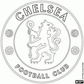 Chelsea | Kleurplaten