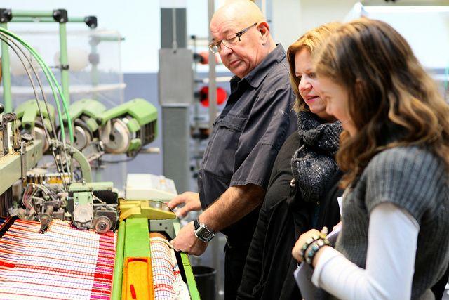 TextielLab weaving