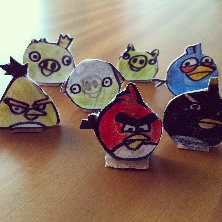 Más Angry Birds