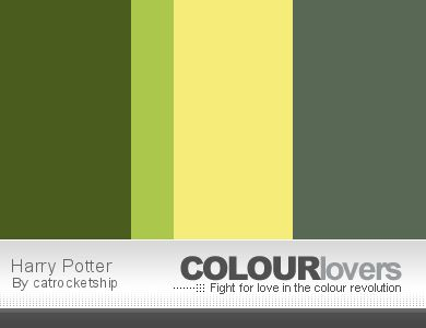 Palette creator (this one's inspired by the 6th HP book cover)