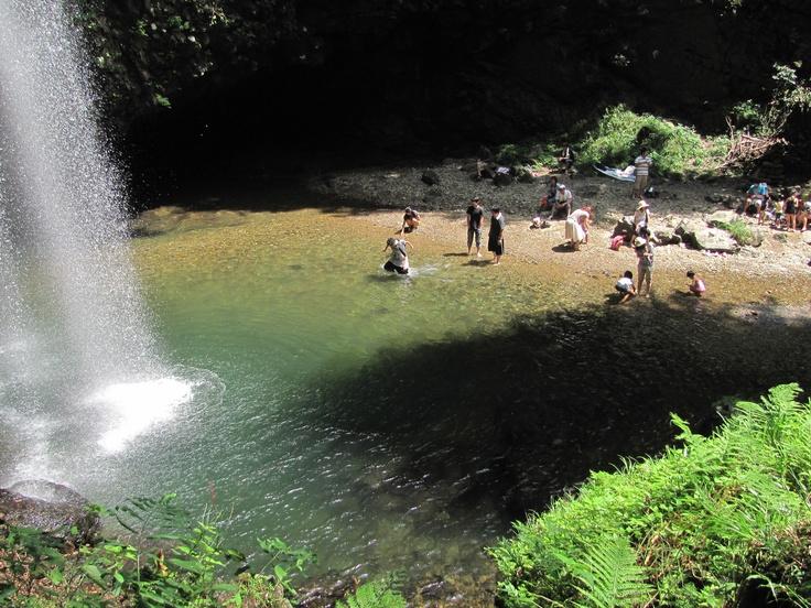 Ryuzu waterfall, Unnan cityUnnan Cities, Matsue Japan, Ryuzu Waterfall