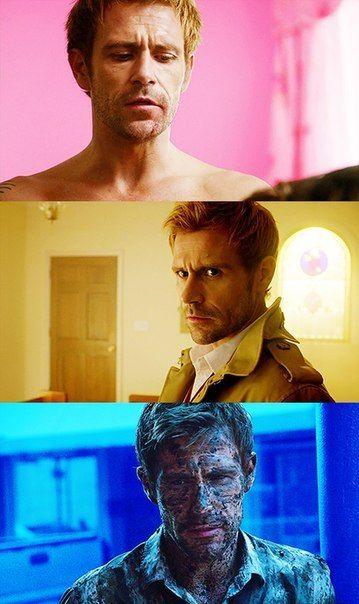 Matt Ryan as Constantine ❤❤❤ #SaveConstantine #BringConstantineBack #IStandWithConstantine and always will #Hellblazers