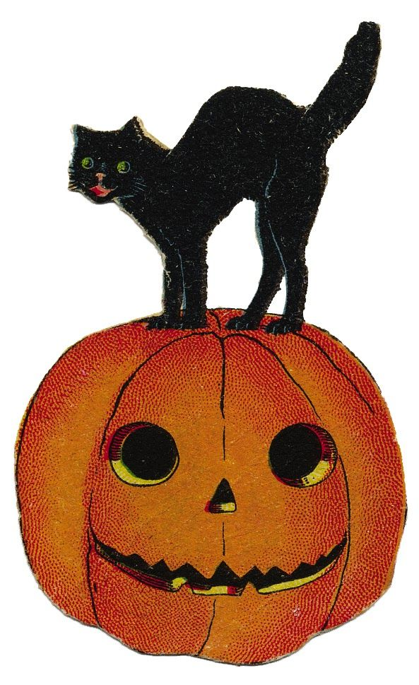 vintage pumpkin clip art - photo #35