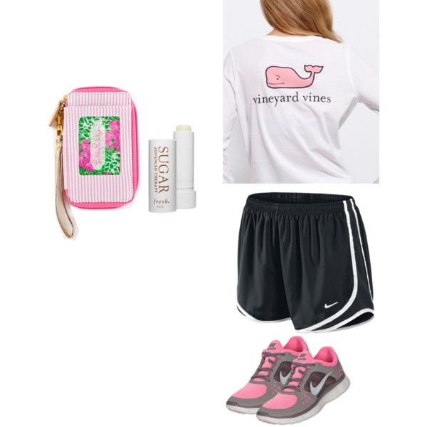 OOTD by southern prep on polyvore