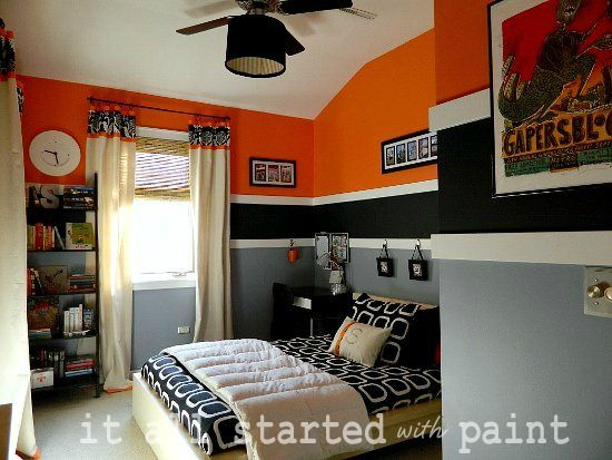 What Color Should A Guy Paint His Room