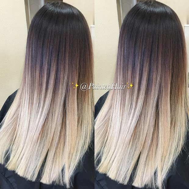 Best 25 dark blonde ombre ideas on pinterest dark blonde ombre 31 balayage hair ideas for summer solutioingenieria Choice Image