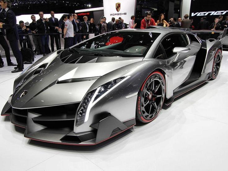 Lamborghini Veneno - Les voitures les plus chères                                                                                                                                                                                 Plus
