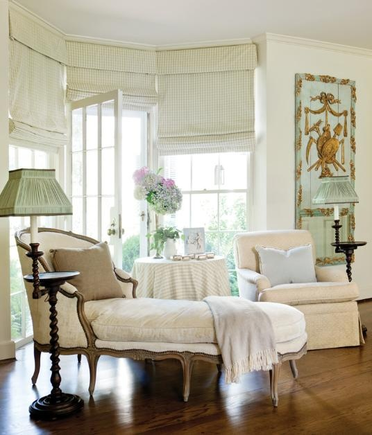 Sitting Rooms, Home And Atlanta Homes