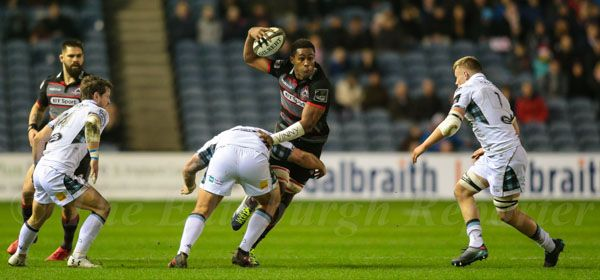 Latest news Rugby - Edinburgh v Glasgow, Guinness PRO14 and Round 1, 1872 Cup