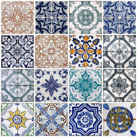 лиссабонская плитка - Google Search