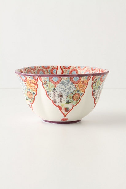 For tea time!: Anthropology Bowls, Anthro Bowls, Valley Bowls, Kitchens Stuff, Bit Dishes, Pretty Bowls, Beauty Bowls, Fiestas Ware, Dishes Obsess