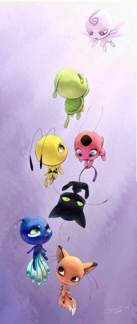 Kwami • Miraculous Ladybug