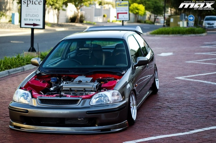 B18C5 EK9 Civic | JDM' | Pinterest | Honda