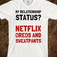 Relationship Status (Tank) - Text First - Skreened T-shirts, Organic Shirts, Hoodies, Kids Tees, Baby One-Pieces and Tote Bags