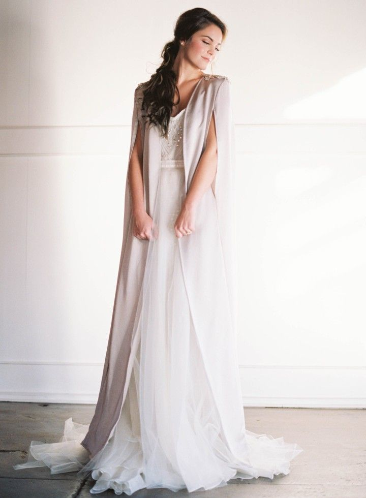 wedding dress idea; photo: Nicole Berrett Photography