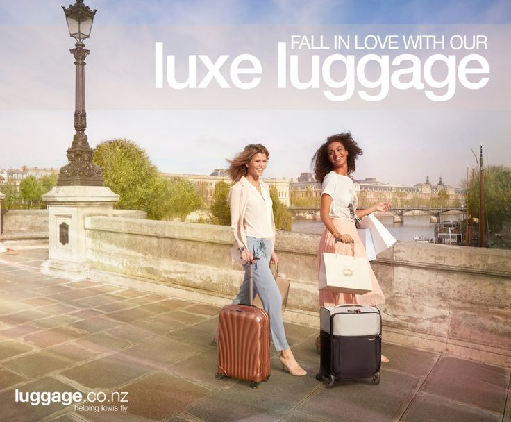 The Copper Blush Samsonite Cosmolite 3.0 and Pearl Blue Samsonite Uplite are the perfect luxe suitcases for the modern chic traveller. Shop online now at luggage.co.nz with free shipping and easy 100 day returns!