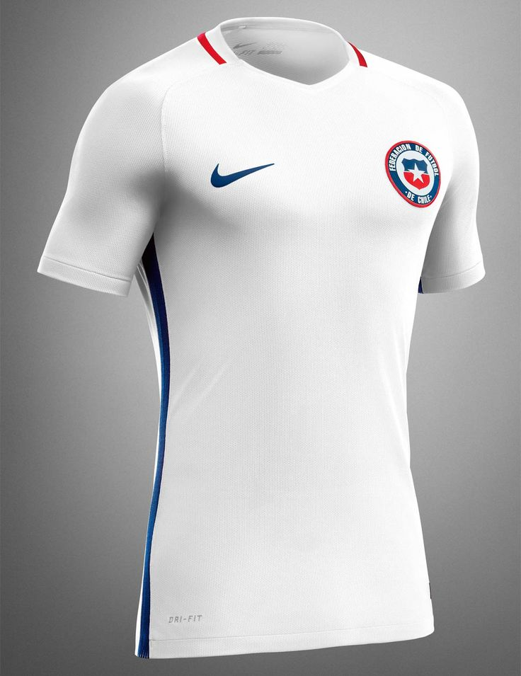 Chile Copa America 2016 Kits Released