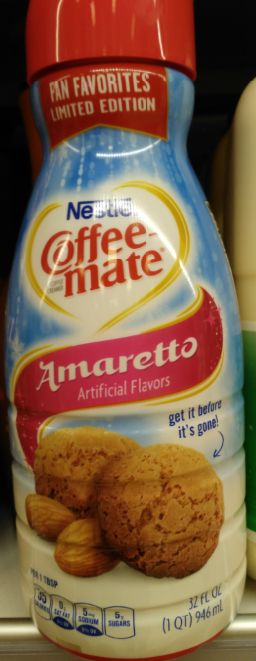 Coffee-Mate Amaretto