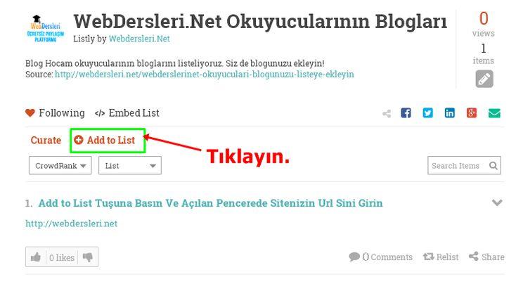 http://webdersleri.net/webderslerinet-okuyuculari-blogunuzu-listeye-ekleyin/