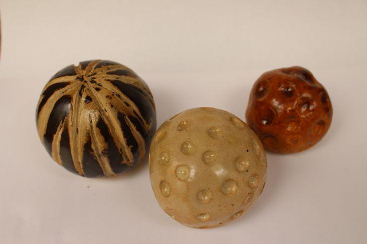 Esferas Color y Textura