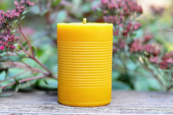 The Original Beeswax CANdle – Crafted in Colorado