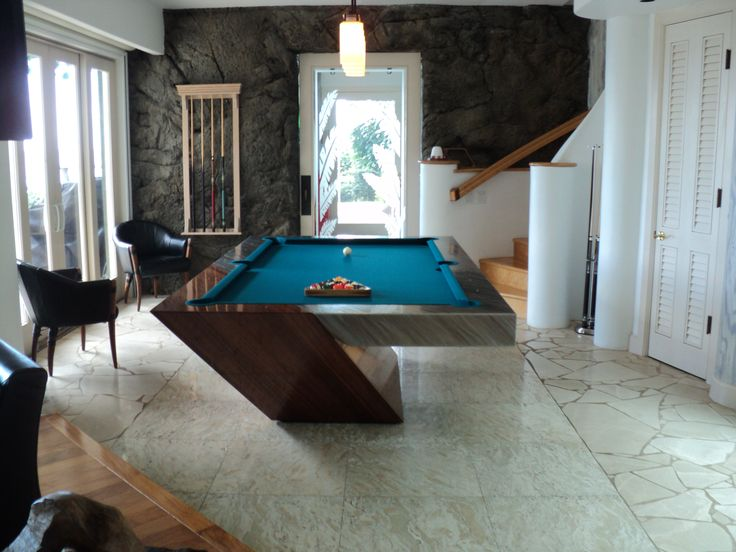 Pool Table by MITCHELL | Exclusive Billiard Designs ...