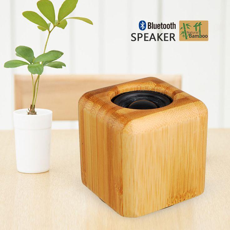 eco genuine bamboo Bluetooth Wood Speaker Portable Wood Speaker Mini Wood Speaker Usb Wooden Speaker Home Wooden Speaker Box-in Speakers from Consumer Electronics on Aliexpress.com | Alibaba Group
