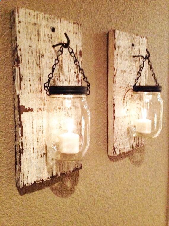 Las 25 mejores ideas sobre luces de madera en pinterest y - Tablas para hacer palets ...