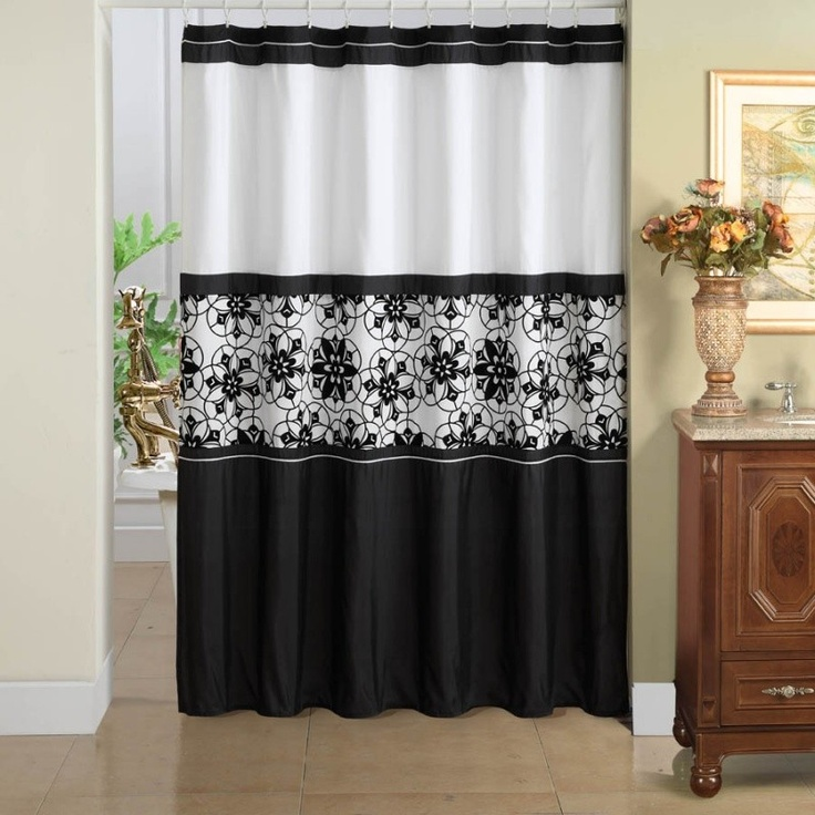 Zuma Shower Curtain With Hooks 5750 Anna Linens