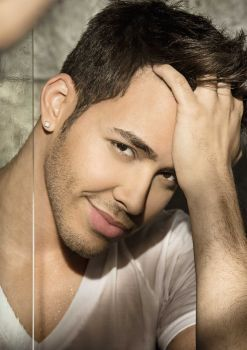 Pics For > Prince Royce Dimples 2014