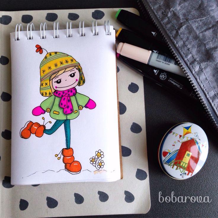 #illustration #bobarova