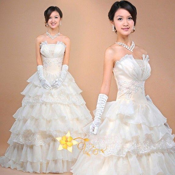 Korean Wedding Outfit Stylish Fashion Trends 2013