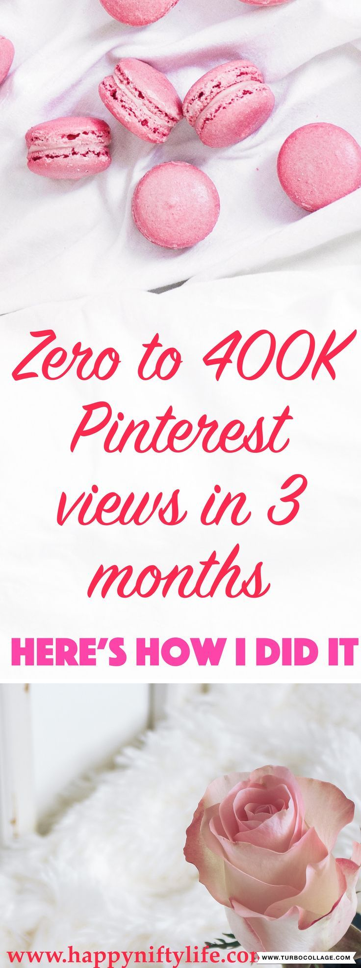 How I skyrocketed my Pinterest views and increased my overall stats on Pinterest. Here are the strategies I used to gain more followers as well as boost blog traffic. #pinterestmarketing #blogging #bloggingforbeginners