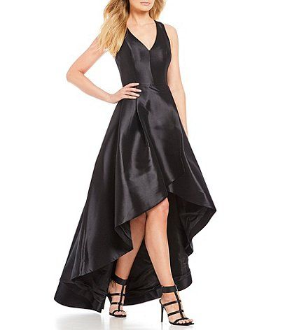 Shop for Calvin Klein Taffeta Tulip Hi-Low Dress at Dillards.com. Visit Dillards.com to find clothing, accessories, shoes, cosmetics & more. The Style of Your Life.