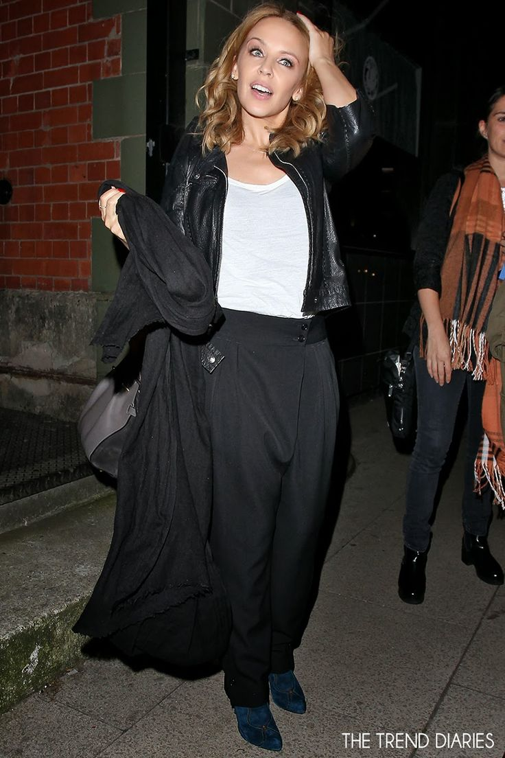 Kylie Minogue at the Smoak Bar and Grill at the Malmasion Hotel in Manchester, UK - September 30, 2013